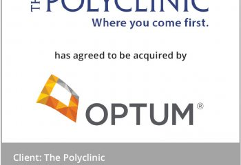 polyclinic and optum merger