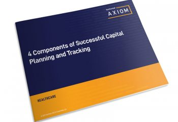 4 Components of Successful Capital Planning and Tracking in Healthcare Thumbnail