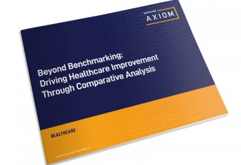eBook thumbnail - Beyond Benchmarking for Healthcare