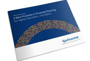 Financial planning in higher education ebook thumbnail