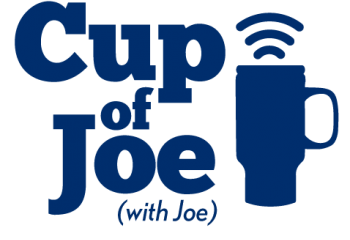 Cup of Joe podcast logo