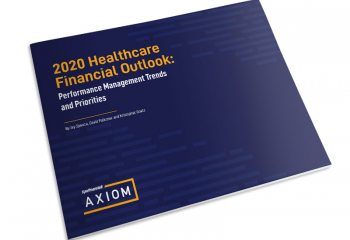 2020 Healthcare Financial Outlook report thumbnail