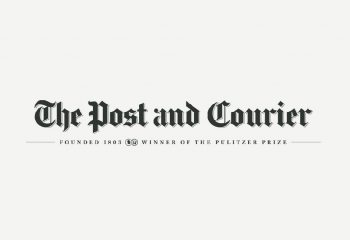 Post and Courier logo