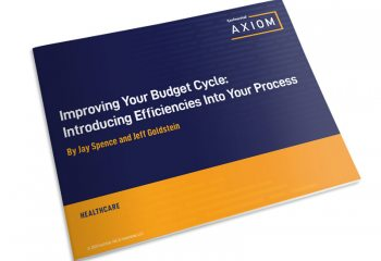eBook thumbnail: Improving Your Budgeting Process