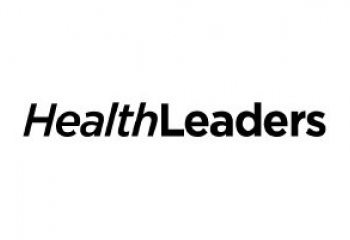 Health Leaders logo