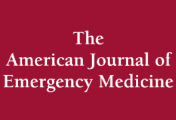 The American Journal of Emergency Medicine logo