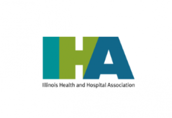 Illinois Health & Hospital Association logo