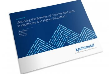 Unlocking the benefits of commercial cards