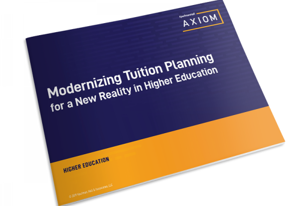 modernizing tuition planning
