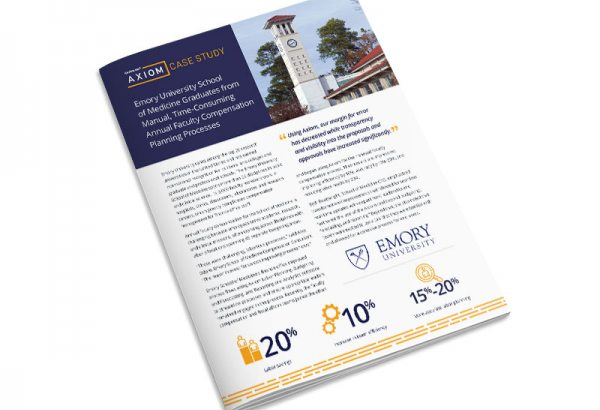 Emory University case study thumbnail