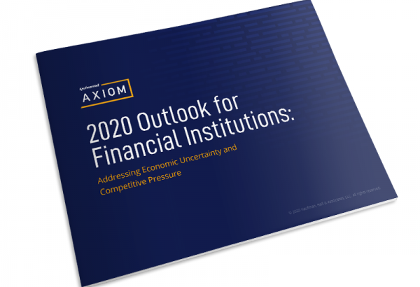 2020 Outlook for Financial Institutions report thumbnail