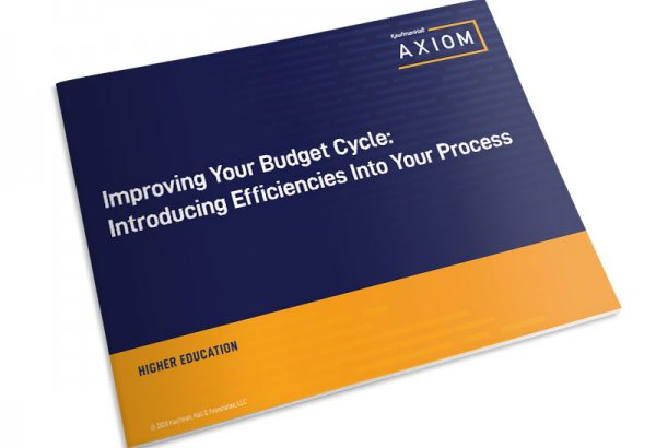 Improving your budget cycle ebook thumbnail