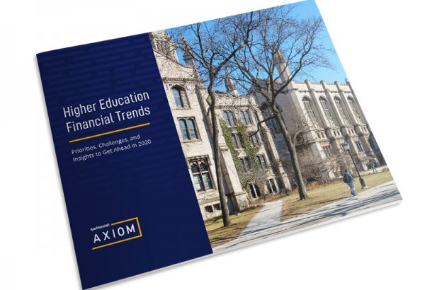 Higher education report - trends for 2020 - thumbnail