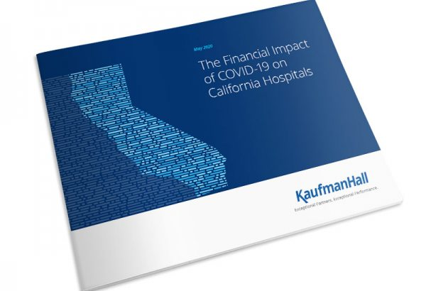 The Financial Impact of COVID-19 on California Hospitals - ebook thumbnail