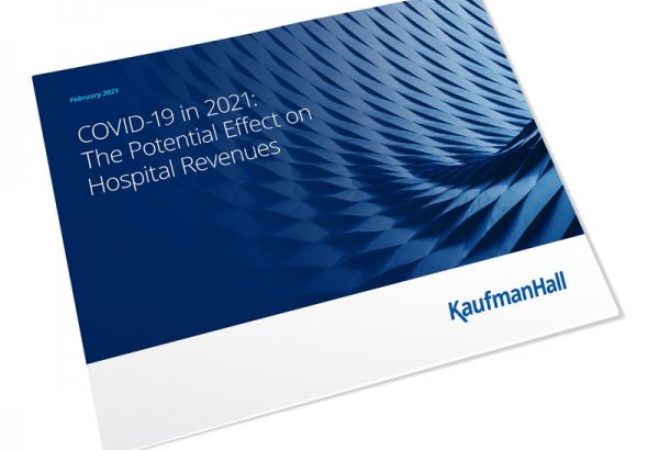 Covid-19 Hospital Revenue Report Cover Page