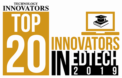 EdTech Top 20 Innovators in Tech Award