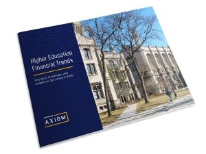 Report thumbnail - Higher Education Financial Trends for 2020